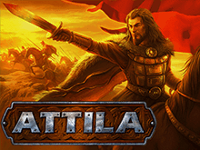 Attila в Вулкане на деньги