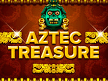 Aztec Treasure через казино Вулкан