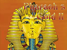 Автомат Pharaohs Gold 2 в Вулкане