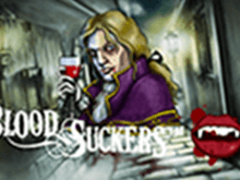 Игровой машина Blood Suckers в онлайн казино Вулкан