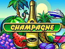Автомат Champagne в онлайн казино Вулкан