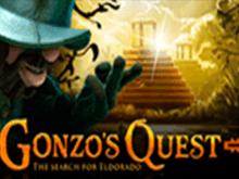 Автомат Gonzo's Quest на игорный дом Вулкан
