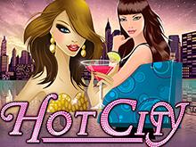Hot City на игорный дом Вулкан онлайн