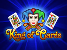 Играть во King of Cards на игорный дом Вулкан
