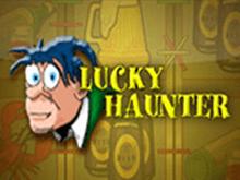 Автомат Lucky Haunter во игорный дом Вулкан