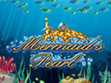 Играть онлайн в автомат Mermaid's Pearl в Вулкане