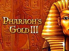 Pharaohs Gold III - онлайн автомат в Вулкане