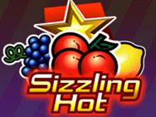 Автомат Sizzling Hot во клубе Вулкан
