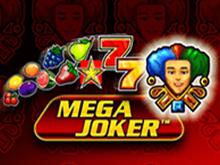 Автомат Mega Joker на игорный дом Вулкан