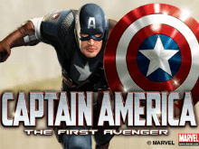 Игровой аппарат Captain America