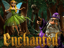 Игровой машина Enchanted