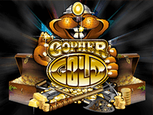 Игровой агрегат Gopher Gold