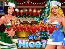 Игровой устройство Naughty Or Nice
