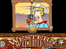 Игровой машина Wild West