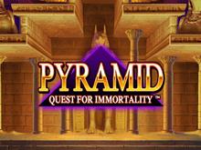 Игровой автомат 777 Пирамида: В Поисках Бессмертия