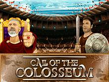 Игровой автомат на деньги Call of the Colosseum от Microgaming