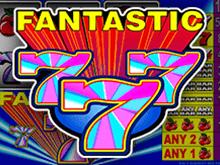 Игровой автомат Фантастические Семерки от Microgaming
