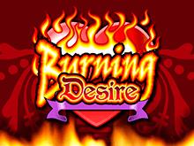 Азартный игровой автомат Burning Desire от компании Microgaming