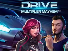Играть в режиме онлайн в автомат Drive: Multiplier Mayhem