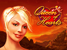 Queen of Hearts в казино Вулкан