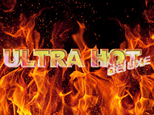 Ultra Hot Deluxe на деньги в Вулкане