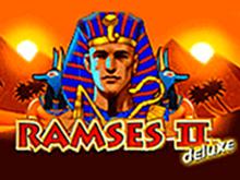 Автомат Ramses II Deluxe в Вулкане бесплатно