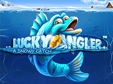 Автомат Lucky Angler: A Snowy Catch