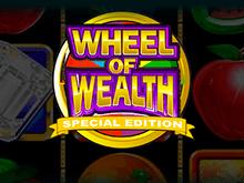Игровой автомат 777 Колесо Богатства Специальная Версия онлайн