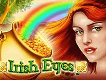 Слот Ирландские Глаза от Microgaming с игрой на деньги