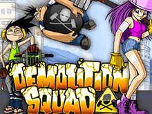 Игровой портал Вулкан представляет онлайн слот Отряд Разрушителей