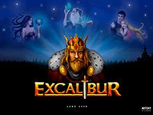 Играть в автомат Excalibur онлайн на зеркале Vulcan