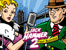 Играть с бонусами в игровой автомат Jack Hammer 2 от NetEnt