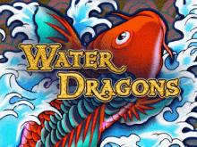 Играйте в азартный автомат Вулкан Water Dragons онлайн