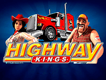 Играйте онлайн в автомат Вулкан Highway Kings