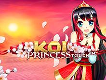 Играть в азартный игровой автомат Koi Princess
